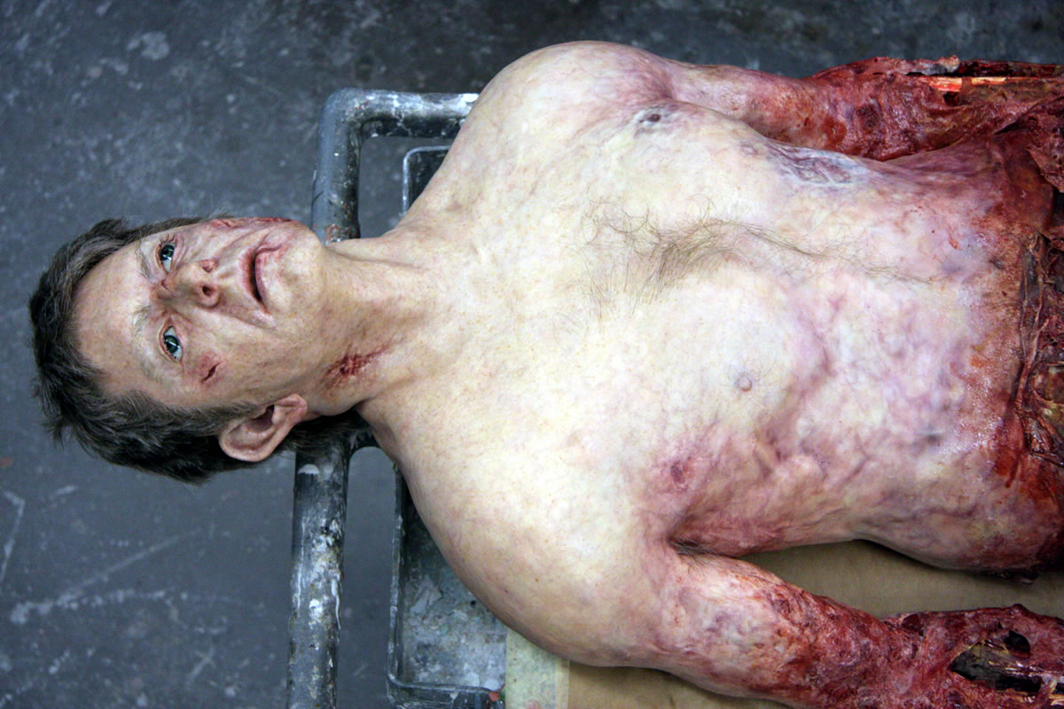 Acid bath corpse from 'Law and Order - Los Angeles'