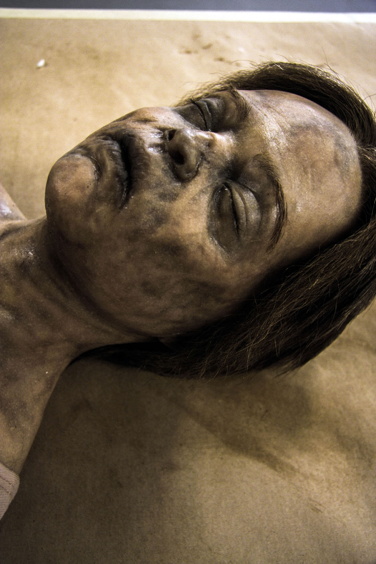 Boy corpse from 'House M.D'
