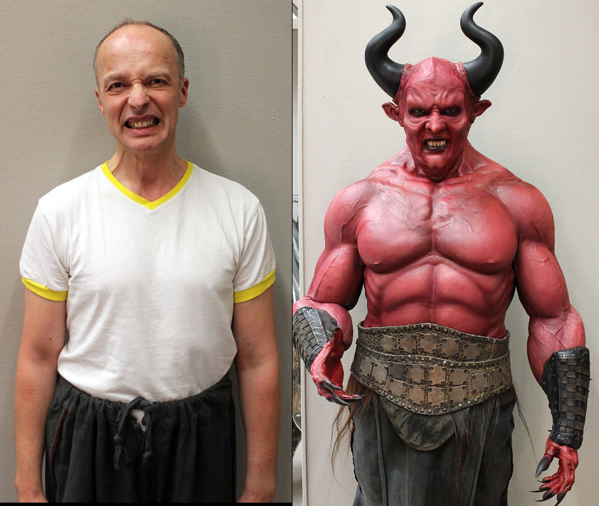 Devil for Kmart Commercial