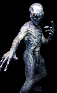 Generic Alien Suit