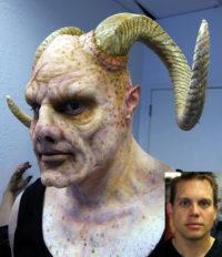 Generic Demon Makeup
