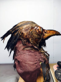 Killers mask for the film 'Ravenswatch'