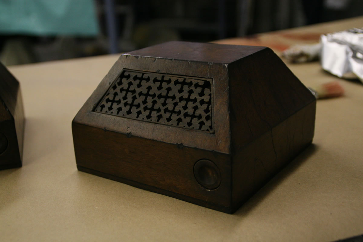 Mechanical Opening box from the film 'Night Train'