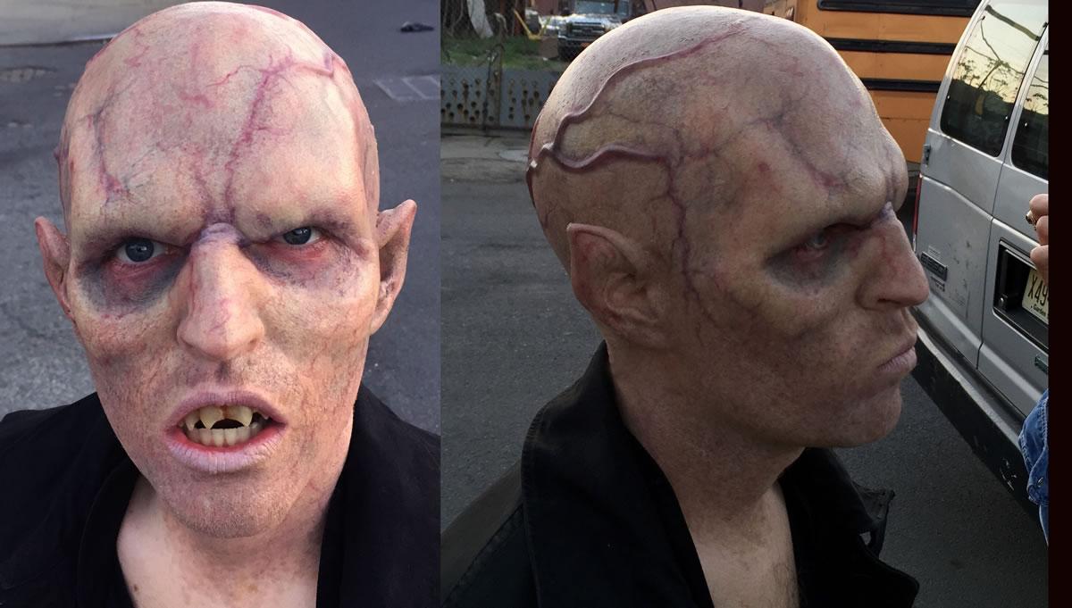 Vampires for FX series 'The Strain' Promo Shoot