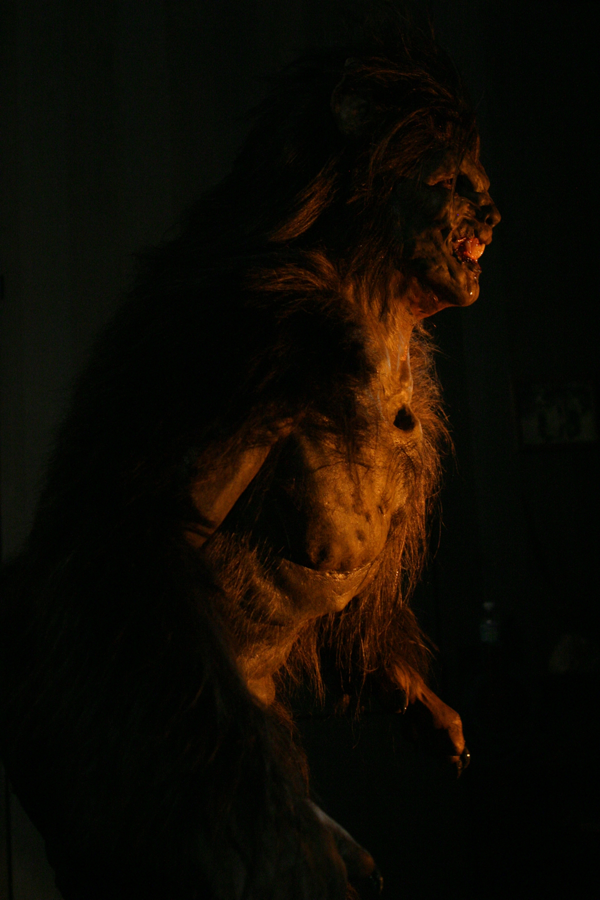 Werewolf Full Body Suit From Big Bad Wolf Autonomous Fx