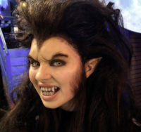 Werewolf girl from Disney's 'Best Friends Whenever'